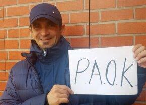 """EXCLUSIV Cosmin Bărcăuan explică ce înseamnă titlul pentru PAOK Salonic: """"Mai important ca atunci când li se naște copilul"""""""