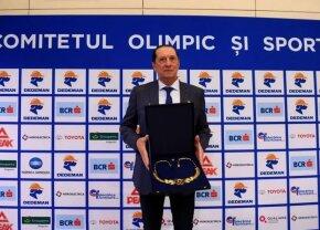 Premiere pentru Ivan Patzaichin» Cvadruplul campion olimpic la canoe a primit Colanul de Aur