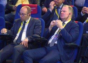 """VIDEO UEFA și FIFA au venit în România să oprească intrarea politicului în fotbal și avertizează: """"E de neacceptat așa ceva"""""""