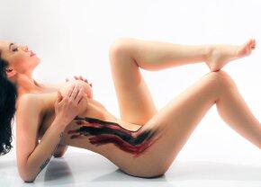 """GALERIE FOTO """"Iepurașul"""" Jennifer a ULUIT San Siro! Cea mai obraznică galerie foto cu un fan din Serie A"""