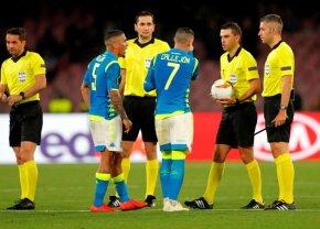Haţegan, criticat de italieni » Ce notă i-a dat Gazzetta dello Sport