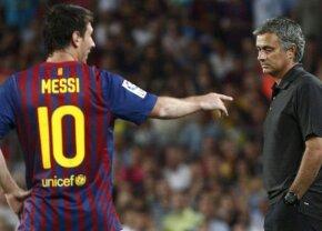 """BARCELONA - LIVERPOOL // Jose Mourinho, așa cum n-a mai fost auzit vreodată: """"Iată motivul pentru care nu i-am făcut niciodată marcaj om la om lui Messi"""""""