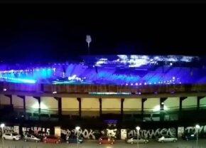PAOK - LEVADIAKOS // PAOK face repetiții pentru sărbătoarea de duminică » Lasere și focuri de artificii