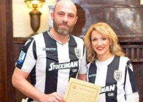 PAOK - LEVADIAKOS // FOTO Fantastic! O promisiune împlinită după 20 de ani. Căsătoriți în tricoul campioanei