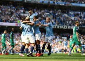 MANCHESTER CITY - TOTTENHAM 1-0 // VIDEO + FOTO Pep Guardiola și-a luat revanșa după eliminarea în Ligă! Victorie în Premier League și titlul se vede tot mai bine