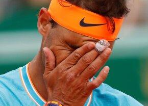 RAFAEL NADAL - FABIO FOGNINI 4-6, 2-6 // VIDEO+FOTO Nadal, eliminat în semifinale! A fost aproape de o umilință istorică