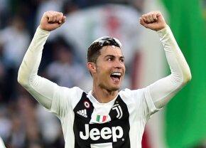 Juventus - Fiorentina 2-1 // VIDEO+FOTO » Record! Juventus, campioană a opta oară consecutiv! Cristiano Ronaldo, primul titlu în Italia