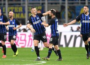 Inter Milano - AS Roma 1-1 // VIDEO+FOTO » Remiză spectaculoasă în derby-ul etapei din Italia