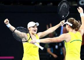 AUSTRALIA - BELARUS 3-2 // VIDEO Australia e prima finalistă din Fed Cup! Ashleigh Barty și Samantha Stosur au adus victoria în meciul decisiv de dublu