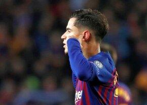 Barcelona - Real Sociedad 2-1 // Motivul pentru care Philippe Coutinho a fost fluierat de 75.000 de fani ai Barcelonei + Trupa blaugrana poate fi campioană etapa viitoare