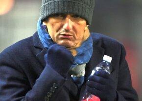 """PAOK - LEVADIAKOS // VIDEO Cum interpretează un fan al lui Aris Salonic ascensiunea rivalilor de la PAOK: """"Sper ca Lucescu să nu mai poarte fesul ăla al lui și să piardă meciul!"""""""