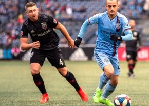 DC United - New York City 0-2  // VIDEO Alexandru Mitriță are entorsă! Bucuria unui nou gol în MLS, umbrită de ultimul anunț al antrenorului Domenec Torrent
