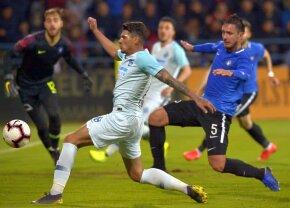 """VIITORUL - FCSB 1-1 // Cristian Bivolaru, exasperat de schimbarea făcută de Teja: """"Merge prost semnalul în zona vestiarelor"""""""
