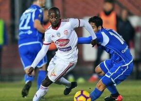 EXCLUSIV Ibrahima Tandia, vedeta lui Sepsi, s-ar putea transfera în Turcia, la Trabzonspor