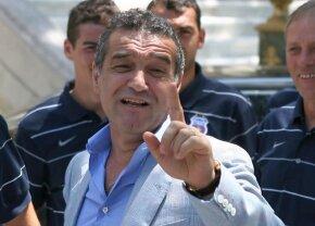 """Gigi Becali, gata să îl trimită pe Nedelcu pachet la Viitorul: """"Îl vrea Hagi? Negociem la vară"""""""