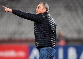 Rachid Ait-Atmane e OUT de la Dinamo! Mircea Rednic a decis să nu îi ofere un nou contract