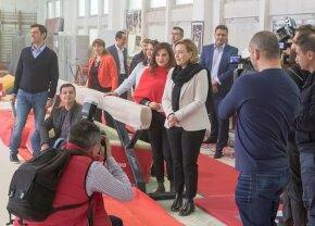 Ministrul Afacerilor Interne a vizitat noua locație a stadionului Dinamo
