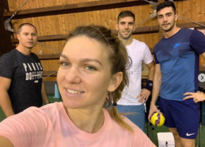 Halep și-a concediat doi oameni din staff înaintea turneului de la Roland Garros