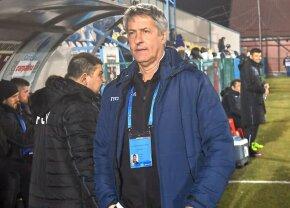 """GAZ METAN MEDIAȘ - VOLUNTARI 4-0 // Cristiano Bergodi a încasat 4 goluri, dar vede partea plină a paharului: """"Am făcut o repriză bună"""""""