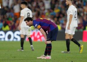 """Semnal de alarmă: """"Messi e singur. Nu se poate ca destinul Barçei să depindă mereu de el!"""""""