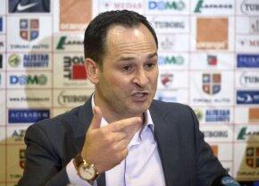 """EXCLUSIV Negoiță, provocare pentru Rednic: """"Sunt dispus să negociez cu el în prezența suporterilor!"""" + Avem draftul de vânzare trimis de patronul lui Dinamo"""
