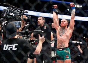 """UPS! McGregor l-a atacat pe actorul Mark Wahlberg, dar a avut o surpriză: """"O să «te rup» cu bătaia"""""""