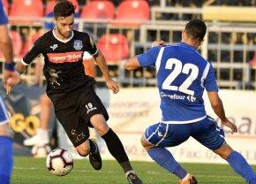 Andrei Sin la Dinamo » N-a vrut să plece în cantonament