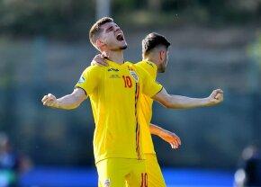 Victoria României U21 cu Croația e ISTORICĂ » Prima după 19 ani fără succes la turnee finale! La toate categoriile de vârstă :O