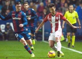 """Ganea are probleme la Bilbao, dar nu vrea să audă de FCSB: """"Ar fi un pas înapoi"""""""