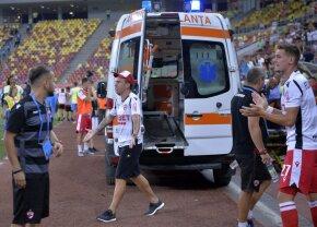 DINAMO - CS UNIVERSITATEA 0-2 // Care au fost primele cuvinte rostite de Eugen Neagoe pe patul de spital » Familia i-a cerut să plece de la Dinamo