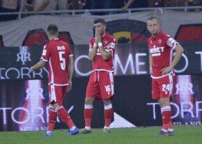"""DINAMO - CRAIOVA 0-2 // Fotbaliștii lui Dinamo, în stare de șoc: """"Am simțit mare frică. Ni s-au înmuiat picioarele"""""""