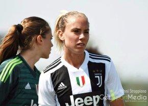 """Jucătoarea Petronella Ekroth acuză Juventus că i-a cenzurat opiniile în legătură cu acuzațiile de viol aduse lui Cristiano Ronaldo: """"Mă simțeam ca într-o închisoare"""""""