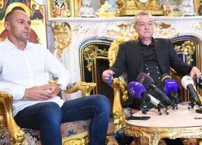 """Bogdan Andone critică în premieră o decizie a lui Gigi Becali: """"E normal să fiu îngândurat"""""""