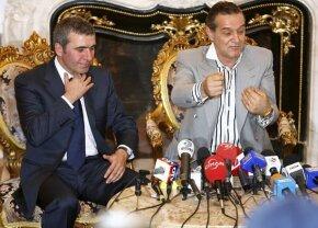"""Gigi Becali, răspuns dur pentru Hagi și Popescu: """"Sunt ăia proști să nea dea cadouri cum vor ei? Noi jucăm cu niște șchiopi!"""""""
