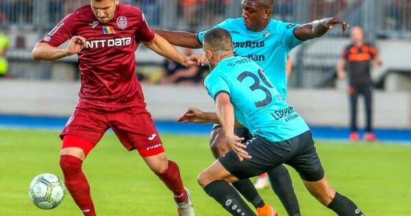CFR CLUJ – DUDELANGE 2-3 // Double humiliation for the