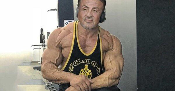 VIDEO Inepuizabil! Cum se antrenează Sylvester Stallone la 72 de ani