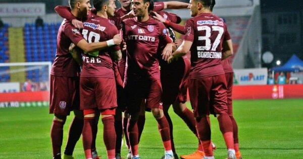 Campioana CFR Cluj, ţinută în şah de FC Botoşani, în ...  |Cfr Cluj-botoşani