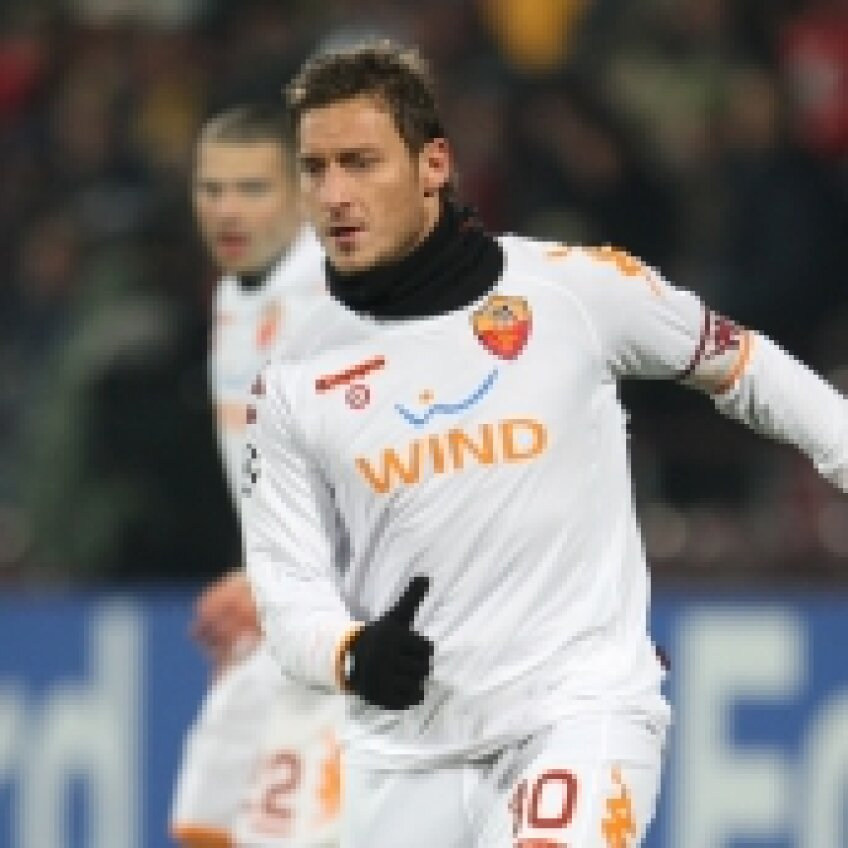 Francesco Totti, Totti, AS Roma