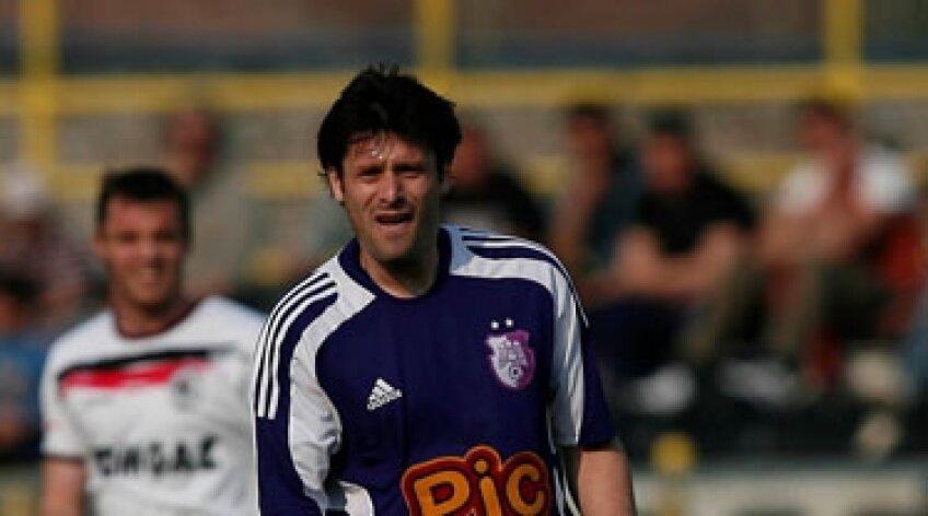 Iulian Tames, Tames, FC Arges
