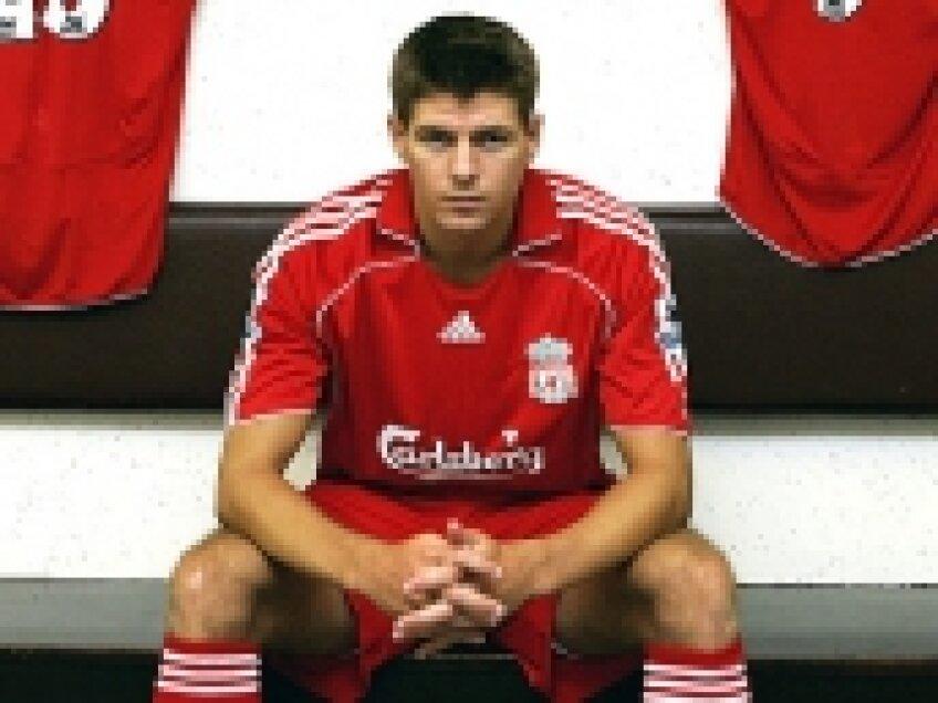Steven Gerrard, Gerrard, Liverpool