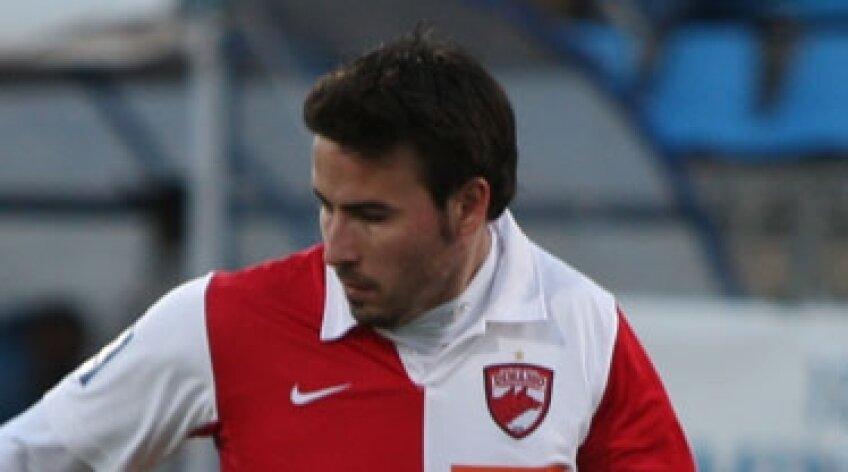 Adrian Cristea, Cristea, Dinamo