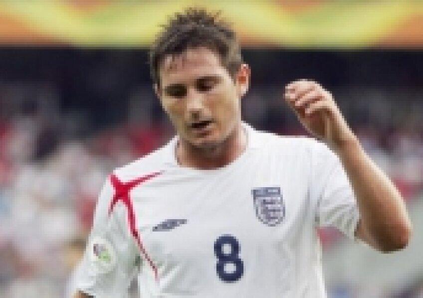 Frank Lampard, Lampard, Anglia