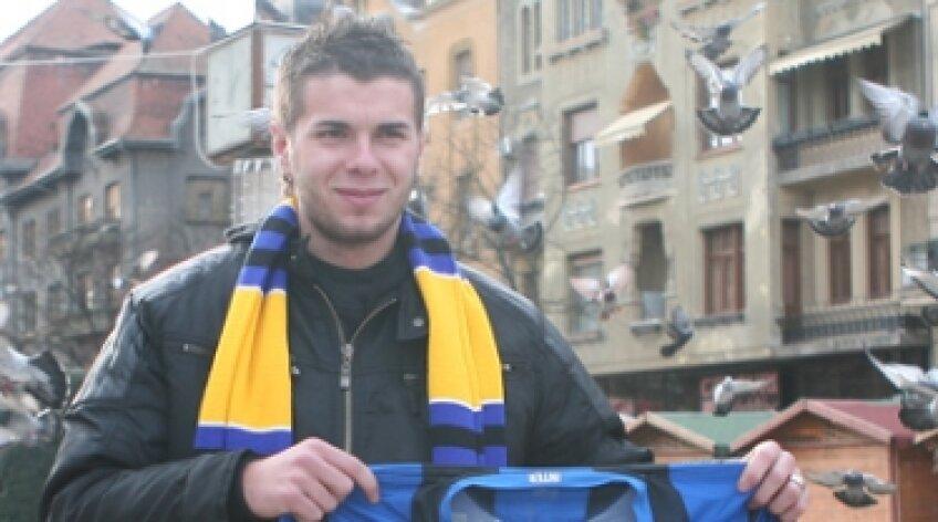 Cristian Daminuta, Daminuta, Dinamo