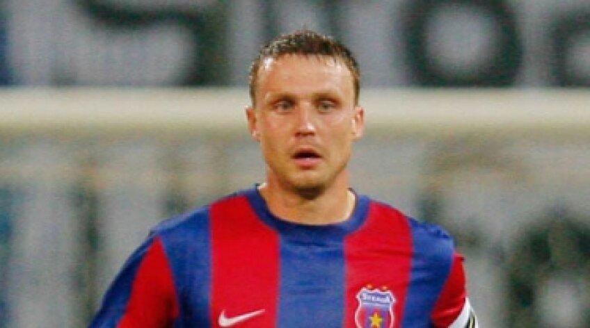 Sorin Ghionea, Ghionea, Steaua