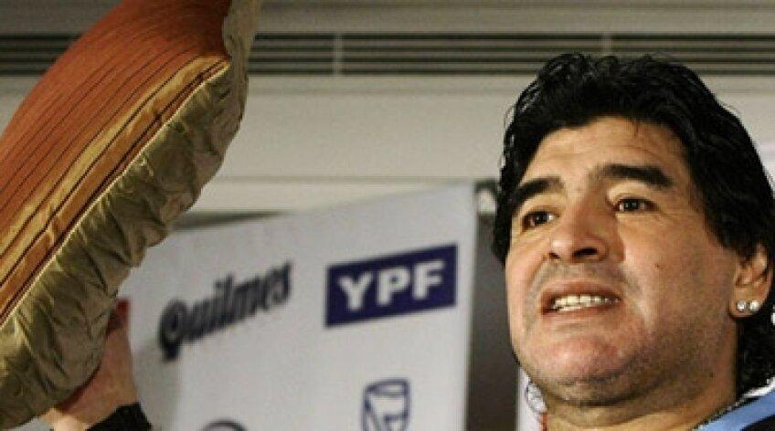 Diego Armando Maradona, Maradona, Argentina