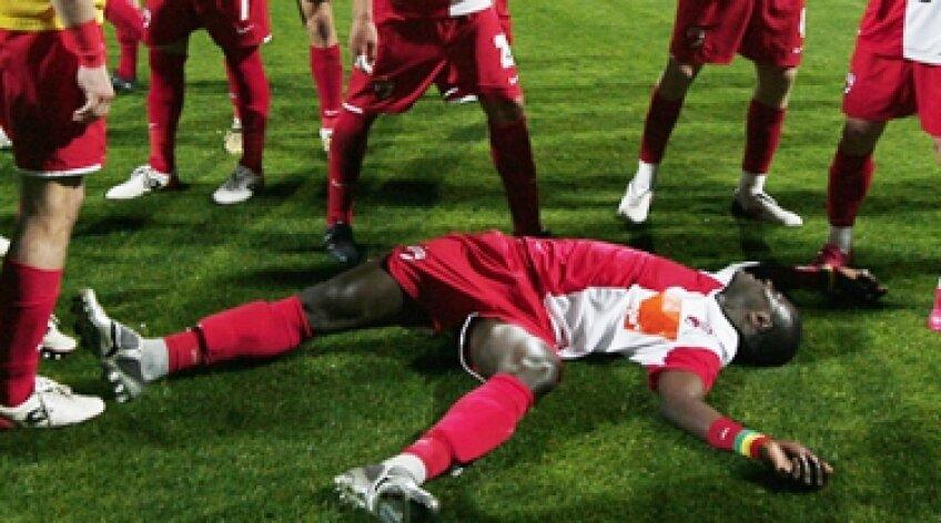 Ousmane N'Doye, N'Doye, Dinamo