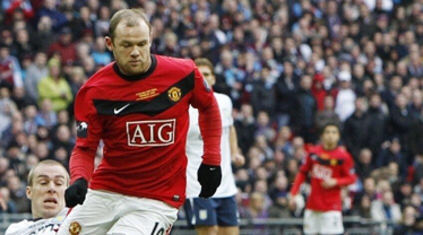 Wayne Rooney, Rooney, Manchester United