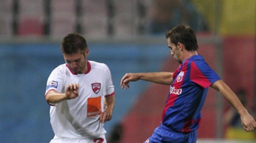 Andrei Cristea, Cristea, Dinamo