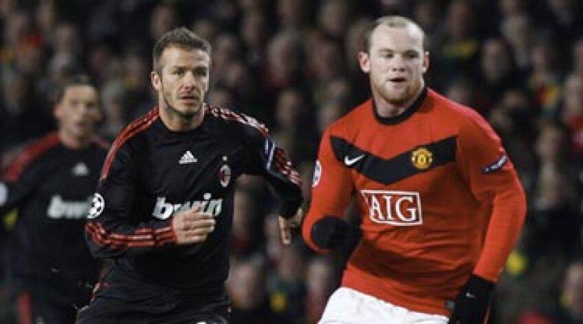 Wayne Rooney, Rooney, Manchester