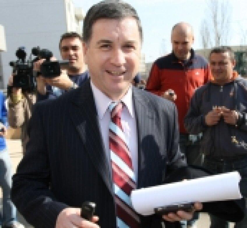 Valeriu Argaseala, presedinte Steaua